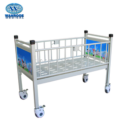 BAM001C Pediatric Furniture Baby Cot Hospital Child Bed For Sale