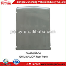 Chinese Car Body Parts Great Wall Sailor Roof Panel