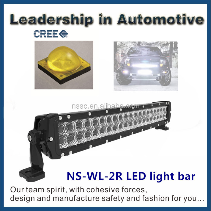 offroad High Quality 10-30V DC Car Accessories Wholesale LED Light Bar, Cheap LED Light Bar