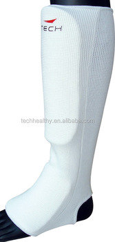 Martial Arts Shin Guard Knit Shin Instep Guard