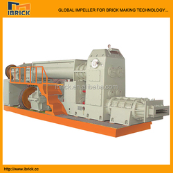 Top quality full automatic red fired solid clay fly ash brick making machine in India