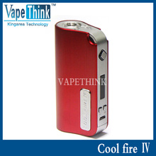 Hot in UK mod Innokin cool fire 4 express kit red color