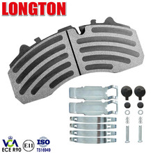 Truck Brake Pad WVA29087 Full KIT & Stripes for MB Actros Truck