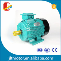 1.5kw 2hp copper wire three phase ac electric motor machine motor