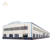 Steel Constructure Industrial Garment Factory Layout