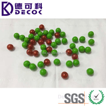 Good quality customized color silicone rubber ball food grade 5mm 5.5mm