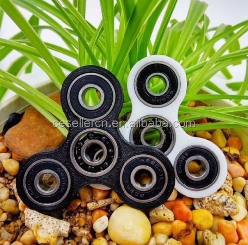 The Anti-Anxiety 360 Spinner Helps Focusing fidget tri spinner Toys