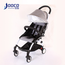 Factory price and car seat 2 in 1 folding bike good quality baby stroller V-BS-S6