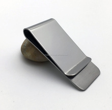 Hot selling the stainless steel spring money clip