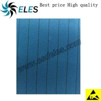 Aramid IIIA Dyed Fabric 93% Meta Aramid 5% Para Aramid 2% Antistatic Fabric
