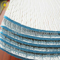 High quality fire rated foam reflective aluminium insulation, roof heat insulation material