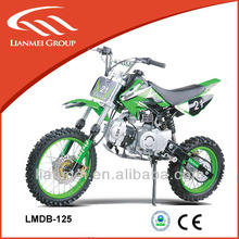 125cc dirt bikes for sale cheap with CE/EPA LMDB-125