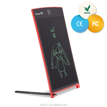 Howshow 8.5 inch OEM LCD Writing Tablet Writing Board Memo Pad for Kids