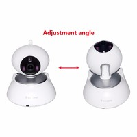 2016 TEQIN New intdoor Security Ip Camera/Wireless Wifi IP Camera system