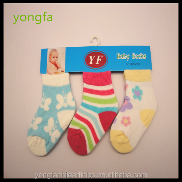 yellow flower socks baby socks with bow