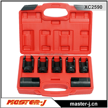 7 Piece Special Injector Socket Set injector tester tool
