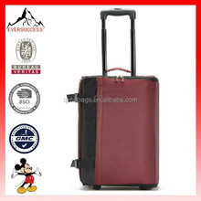 Wholesale Light 2 Wheels Foldable Trolley Travel Bag for Market