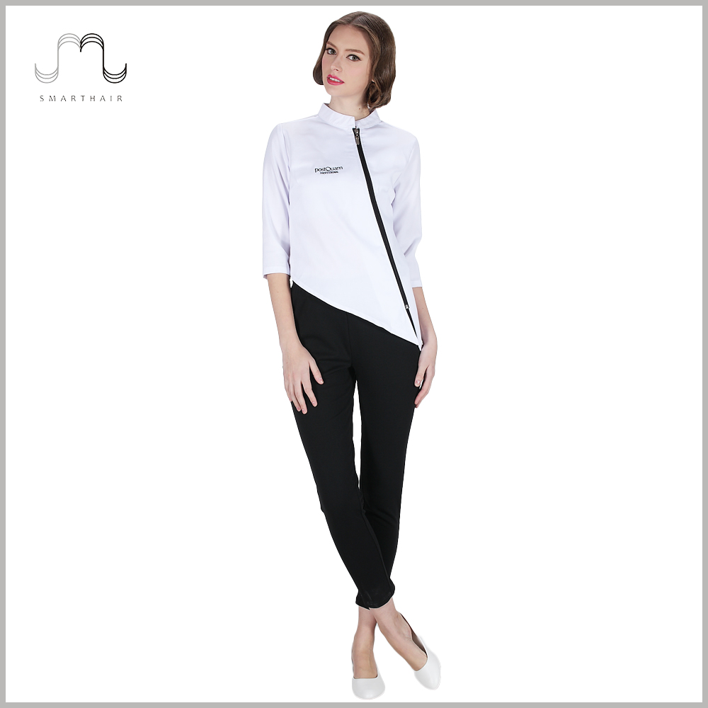 Promotional Fashion Design Beauty Salon Spa Staff uniform from China