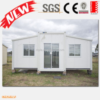 Mobile Home Cabin Expandable Container House