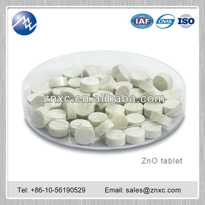 1314-98-3 4N zns tablet (zinc sulfide) for vacuum coating