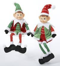 Christmas Plush Elf,Christmas Hanging Elf,Christmas Elf Plush Toy