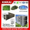 Industrial vegetable dehydration machine of leaves dryer