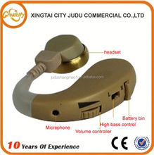 china hearing aids/ hearing aid earphone/ pocket hearing aid