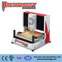 Bravoprodigy BE3030 3D wood cutting machine
