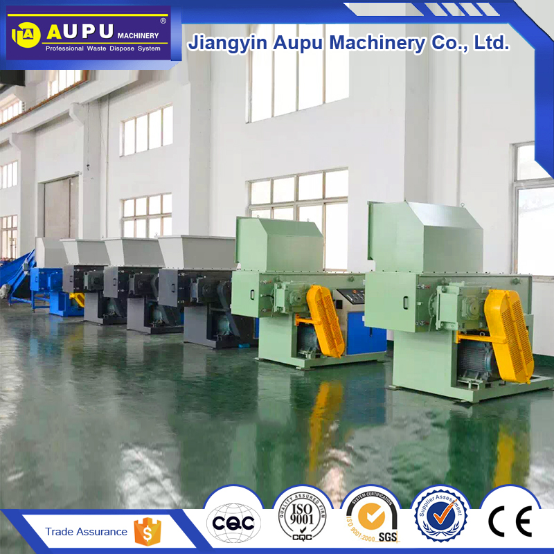 shaft and copper wire shredder machine