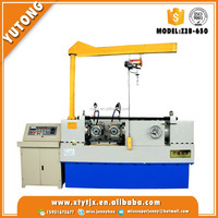 Best seller used thread rolling machine high speed sewing machine rebar threading machine