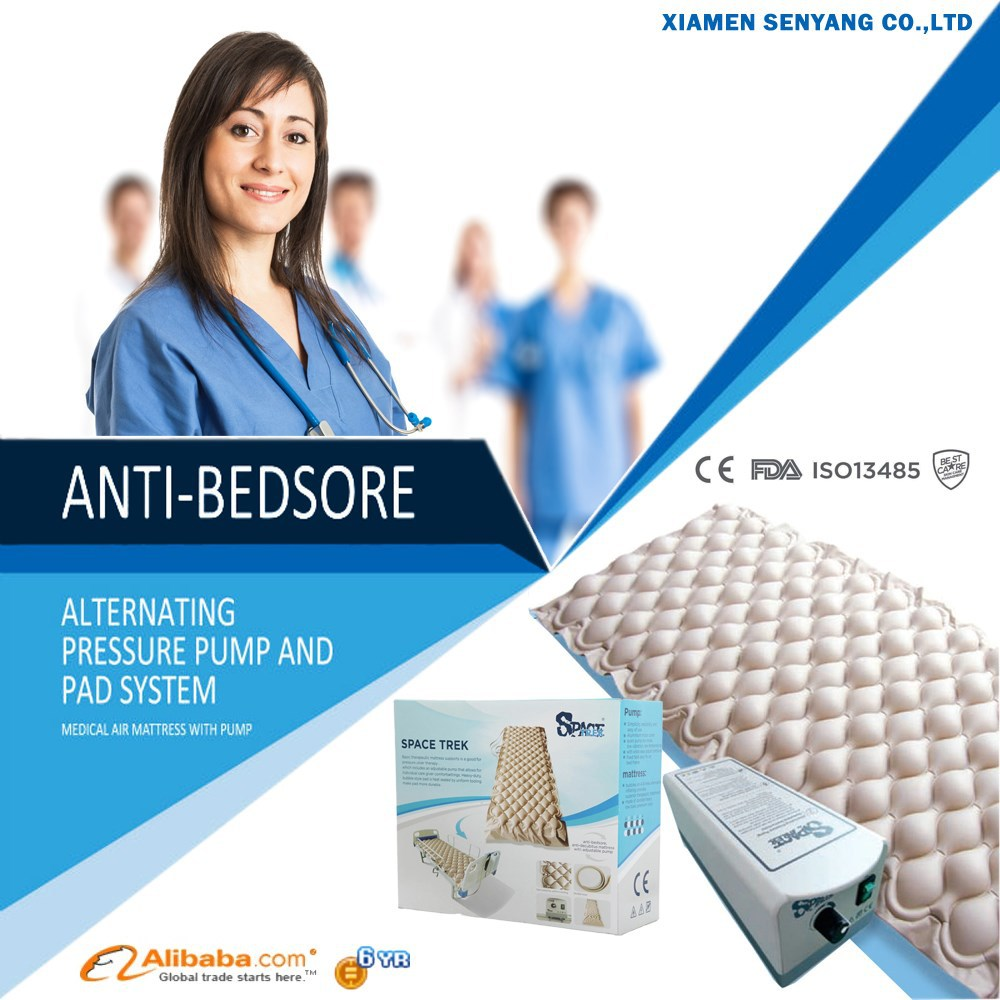 Hospital and Home Care Medical Anti Bedsore Inflatable Medical Bed Mattress