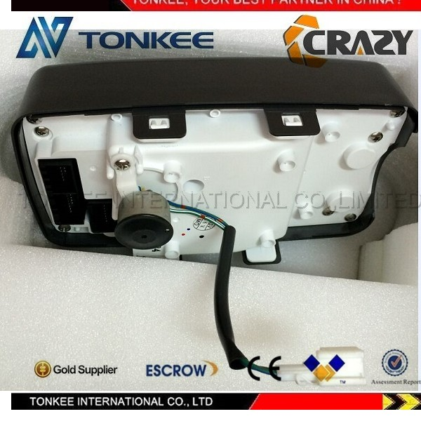 ZX200 control monitor direct injection ZX200 for excavator parts