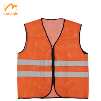 standard hot sell high visibility promotional safety vest