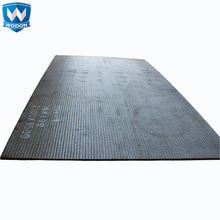 composite wear resistant plates 20on10, 25on12mm