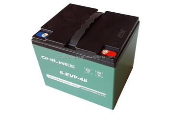 6 Evf 45 12v45a 3hr Chilwee Battery Buy Gel Battery E