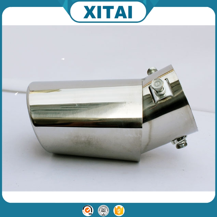 Hot sale for 1.5-2.2L engine displacement car stainless steel car muffler