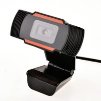 New HD 12 Megapixels USB2.0 Webcam Camera with MIC Clip-on for Computer PC Laptop SV022380