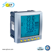 FU2200 Three-phase Power Network Analyzer /Three Phase Watt Meter Types of Power Meters