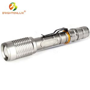 Reasonable & acceptable price Adjustable focus Rechargeable torchlight