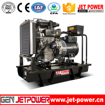 Three Phase YANGDONG Engine Y4105D 40KVA 30KW Silent Diesel Generator