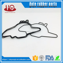 NBR/FKM rubber gaskets ring seal for auto oil pump