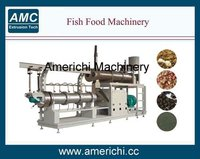 Floating fish feed machine/production line