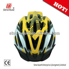 fashion bicycle helmet knight helmet hat free knitted pattern