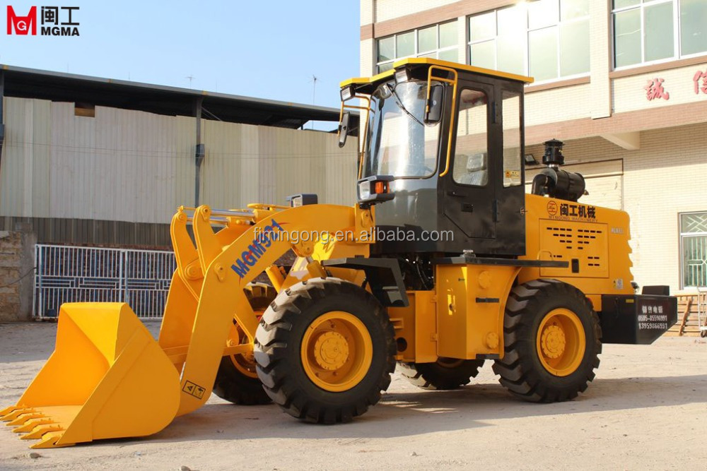 small wheel loaders for sale