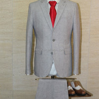 Latest Mens Linen Cotton Two Piece