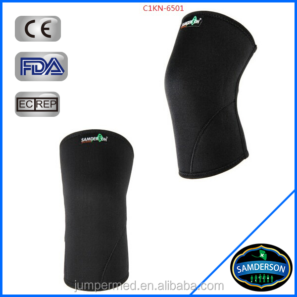 knee sleeve with samderson brand top quality