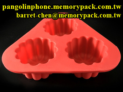 MPK caneles silicone molds bar soap making silicone molds CCM-002