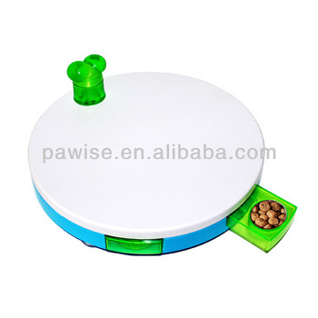 Dog Training Toy Automatic Dog Toy Interactive Toy Food
