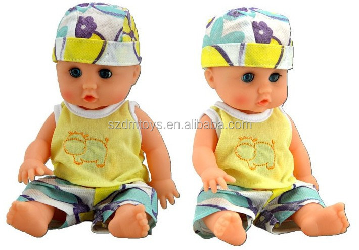 Popular Vinyl crying silicone baby doll parts for sale