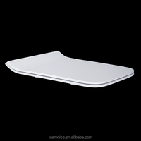 Removable easy release wc sitz Bathroom accessories One button release Toilet seat cover